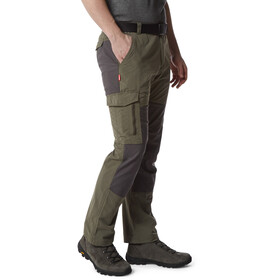 Craghoppers NosiLife Pro Adventure Trousers Men Mid Khaki/Black Pepper